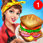Food Truck Chef™ 🍕Cooking Game🌮Delicious Diner🍟 icon