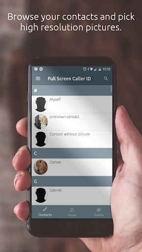 Full Screen Caller ID v14 4 0 (Pro) | Apk4all com