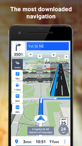 Sygic GPS Navigation & Maps v18.8.2 (Mod Unlocked)
