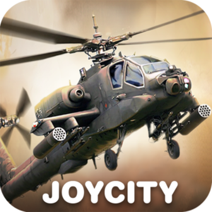 GUNSHIP BATTLE Helicopter 3D v2.7.36