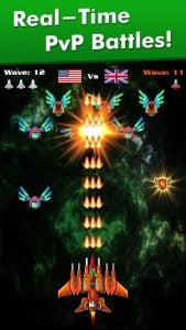 Galaxy Attack: Alien Shooter v32.7 (Mod - Unlimited Money)