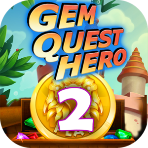 Gem Quest Hero 2 v1.0.6 (Mod)