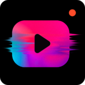 Glitch Video Effect - Video Editor & Video Effects icon