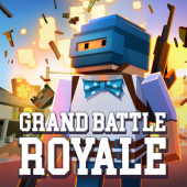Grand Battle Royale: Pixel FPS icon