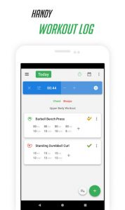 GymKeeper - Gym log, Workout tracker v4.22 (Unlocked)