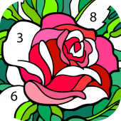 Happy Color™ – Color by Number icon