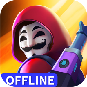 Heroes Strike Offline – MOBA & Battle Royale v22 (Mod)