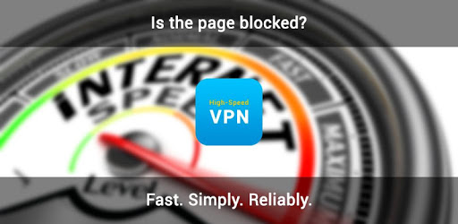 High-speed VPN