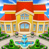 Home Design & Mansion Decorating Games Match 3 icon