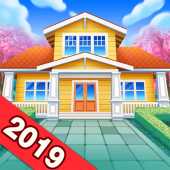 Home Fantasy - Dream Home Design Game icon