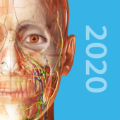 Human Anatomy Atlas 2021: Complete 3D Human Body icon