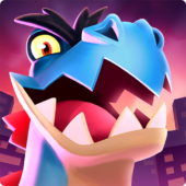 I Am Monster: Idle Destruction icon
