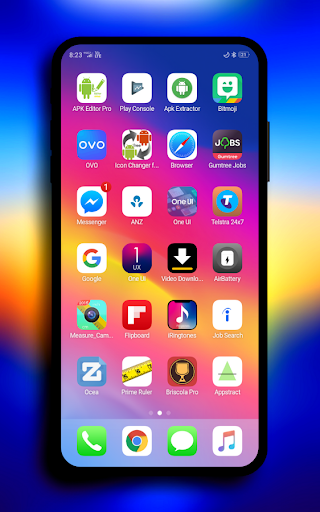 IOS12 - Icon Pack v6 0 (Patched) | Apk4all com