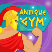 Idle Antique Gym Tycoon: Incremental Odyssey icon
