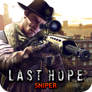 Last Hope Sniper – Zombie War v2.13 (Mod – Unlimited Money)