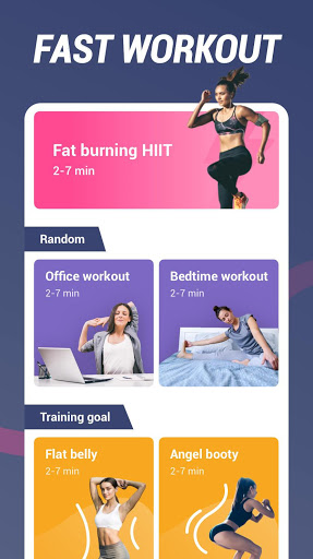 Lose Weight App for Women - Workout at Home