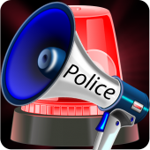 Loud Police Siren Sounds – Police Hooter Sounds icon