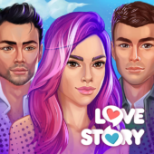 Love Story: Interactive Stories & Romance Games icon