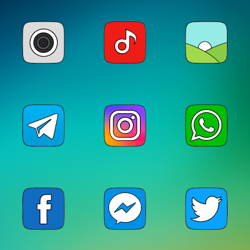 MIUI CARBON ICON PACK HD v10 0 (Patched) | Apk4all com