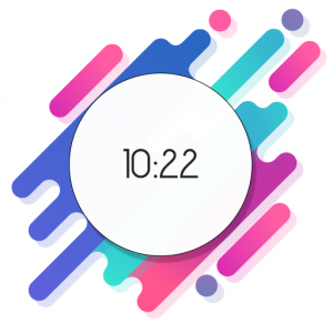 MNML Digital Clock Mods (Substratum) v4.3 (Patched)
