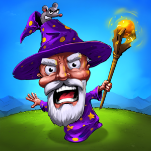 Mage Hero v1.1.12 (Mod – Free Purchases)