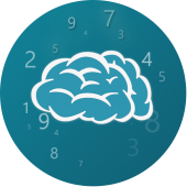 Math Exercises for the brain, Puzzles Math Game icon