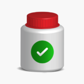 Medica: Medication Reminder, Pill Tracker & Refill icon