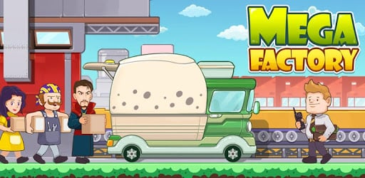 Mega Factory - Free Tycoon Game