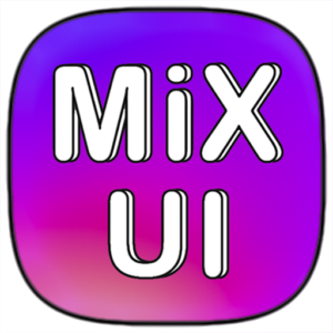 MiX UI – ICON PACK v3.1 (Patched)