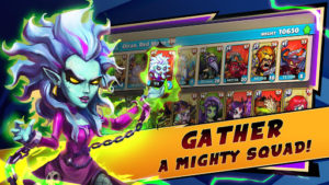 Mighty Party: Clash of Heroes v1.64 (Last Update) + Obb