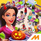 My Cafe: Recipes & Stories v2018.12 (MOD)