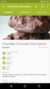 My CookBook Pro (Ad Free) v5.1.40 (Patched)