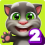 My Talking Tom 2 v1.6.1.702 (Mod)