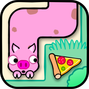 One line – Hungry Animals v0.3.6 (Mod)