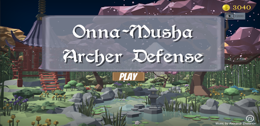 Onna-Musha Archer Defense