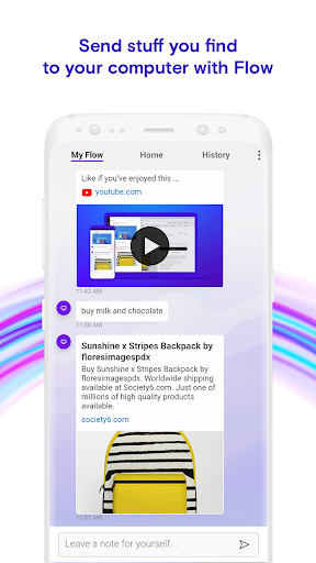 Opera Touch: the fast, new browser with Flow v1 15 0 (Mod Ad