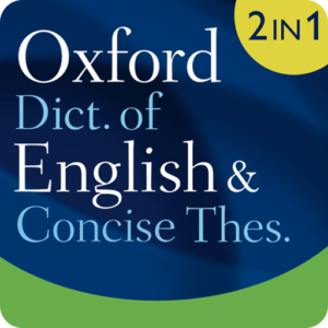 Oxford Dictionary of English & Thesaurus v11.1.556 (Mod + Data)