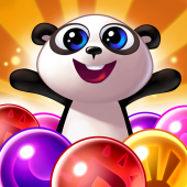 Panda Pop! Bubble Shooter Saga & Puzzle Adventure icon