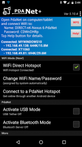 PdaNet+ Full v5.23 build 5232 (Unlocked)