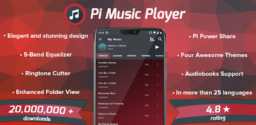 Pi Music Player - Mp3 Music Player v3 0 2 1 (Unlocked) | Apk4all com