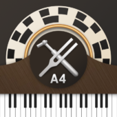PianoMeter – Professional Piano Tuner icon