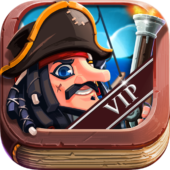 Pirate Defender Premium: Captain Shooting Offline icon