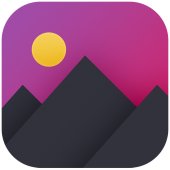 Pixomatic photo editor icon
