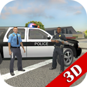 Police Cop Simulator. Gang War icon