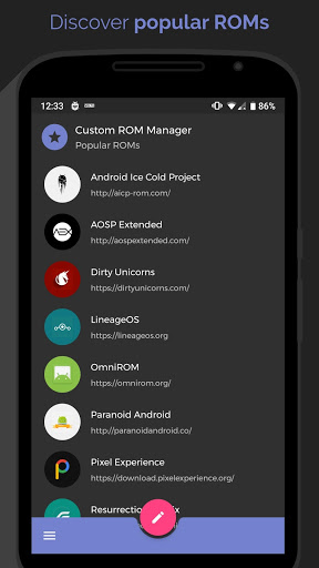 [ROOT] Custom ROM Manager (Pro)