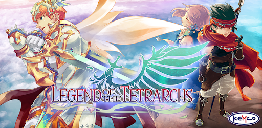 RPG Legend of the Tetrarchs v1 1 0g (Patched) | Apk4all com