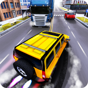 Race the Traffic Nitro v1.2.6