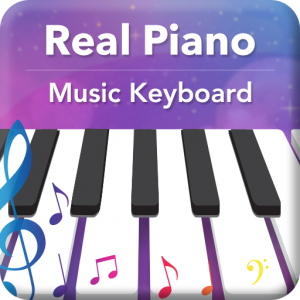 Real Piano : Music Keyboard v1.1.5 (Ad Free)