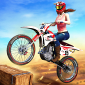 Rider Master - Free moto racing game icon