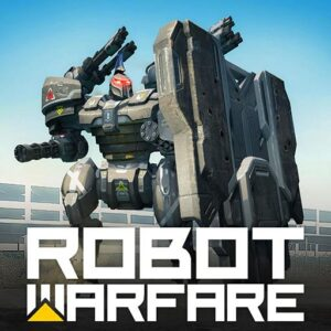 Robot Warfare: Mech battle v0.2.2310 (Mod) + Obb